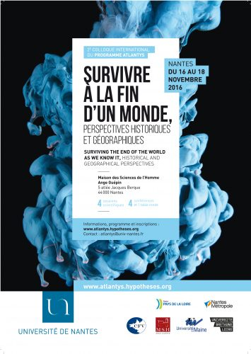 Atlantys-Affiche 2eme colloque